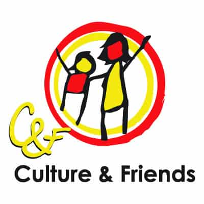 Culture & Friends logo