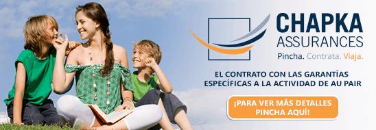 Au Pair travel insurance